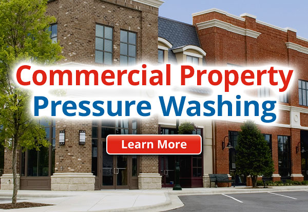 Commercial Pressure Washing Savannah GA
