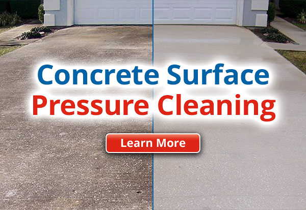 Concrete Driveway Patio Pressure Washing Savannah GA